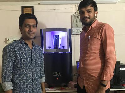 eka 3d printer