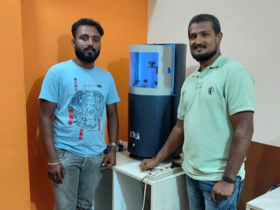 eka 3d printer at Bangalore
