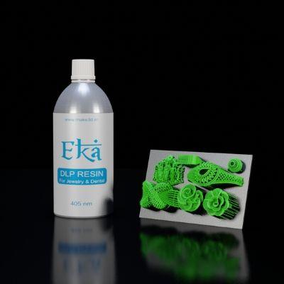 eka castable green resin